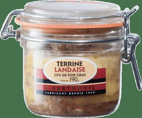9,95 € Envío gratis | Foie y Patés J. Barthouil Terrina Landaise Francia
