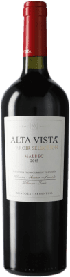 26,95 € Free Shipping | Red wine Altavista Terroir Selection I.G. Mendoza Mendoza Argentina Malbec Bottle 75 cl