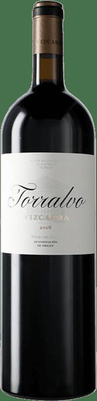 71,95 € Free Shipping | Red wine Vizcarra Torralvo D.O. Ribera del Duero Castilla y León Spain Magnum Bottle 1,5 L