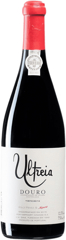 28,95 € Free Shipping | Red wine Raúl Pérez Ultreia I.G. Douro Douro Portugal Bottle 75 cl