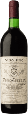 773,95 € Free Shipping | Red wine Vega Sicilia Único Gran Reserva 1969 D.O. Ribera del Duero Castilla y León Spain Tempranillo, Merlot, Cabernet Sauvignon Bottle 75 cl