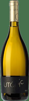 19,95 € Envoi gratuit | Vin blanc Sumarroca Utòpic D.O. Penedès Catalogne Espagne Xarel·lo Bouteille 75 cl