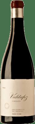 115,95 € Envío gratis | Vino tinto Descendientes J. Palacios Valdafoz D.O. Bierzo Castilla y León España Mencía Botella 75 cl