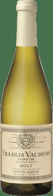 72,95 € Free Shipping | White wine Louis Jadot Vaudésir A.O.C. Chablis Grand Cru Burgundy France Chardonnay Bottle 75 cl