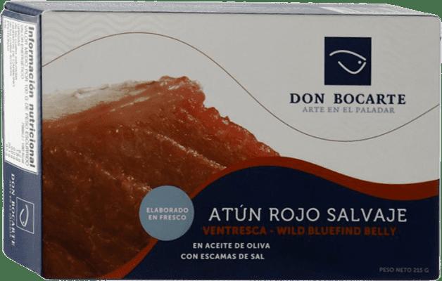 29,95 € Free Shipping | Conservas de Pescado Don Bocarte Ventresca de Atún Rojo Spain
