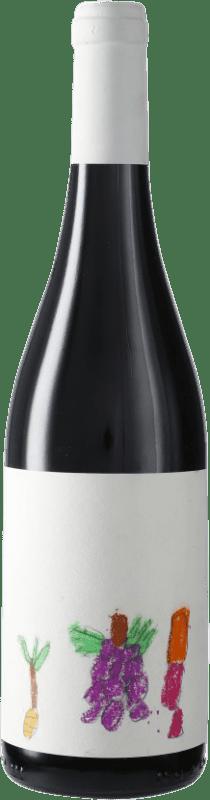 9,95 € Free Shipping | Red wine Masroig Vi Solidari D.O. Montsant Spain Syrah, Grenache, Carignan Bottle 75 cl