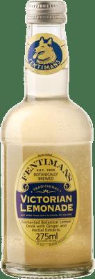 2,95 € Envío gratis | Refrescos Fentimans Victorian Lemonade Reino Unido Botellín 27 cl