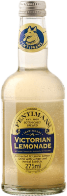2,95 € Free Shipping | Soft Drinks & Mixers Fentimans Victorian Lemonade United Kingdom Small Bottle 27 cl