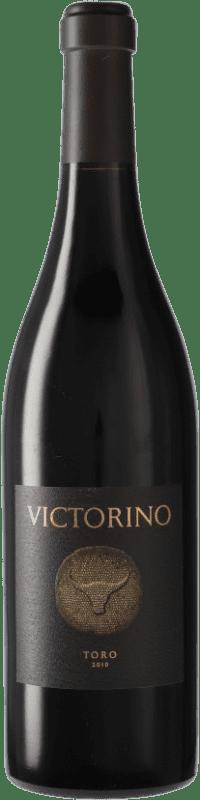 75,95 € Envoi gratuit | Vin rouge Teso La Monja Victorino 2010 D.O. Toro Castille et Leon Espagne Bouteille 75 cl