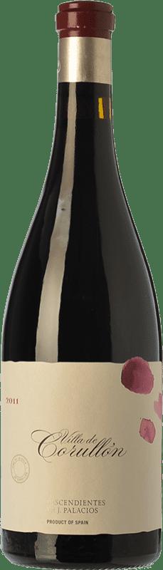 193,95 € Envío gratis | Vino tinto Descendientes J. Palacios Villa de Corullón D.O. Bierzo Castilla y León España Mencía Botella Jéroboam-Doble Mágnum 3 L