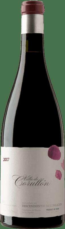259,95 € Envío gratis | Vino tinto Descendientes J. Palacios Villa de Corullón D.O. Bierzo Castilla y León España Mencía Botella Especial 5 L