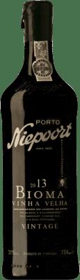 73,95 € Free Shipping | Red wine Niepoort Vintage Bioma Port I.G. Porto Porto Portugal Touriga Franca, Touriga Nacional, Tinta Roriz Bottle 75 cl