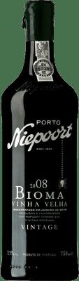 85,95 € Free Shipping | Red wine Niepoort Vintage Bioma Port 2008 I.G. Porto Porto Portugal Touriga Franca, Touriga Nacional, Tinta Roriz Bottle 75 cl