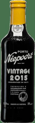 39,95 € Free Shipping | Red wine Niepoort Vintage I.G. Porto Porto Portugal Touriga Franca, Touriga Nacional, Tinta Roriz Half Bottle 37 cl