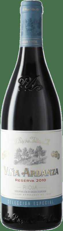 19,95 € Free Shipping | Red wine Rioja Alta Viña Ardanza Reserva D.O.Ca. Rioja Spain Tempranillo, Grenache Bottle 75 cl