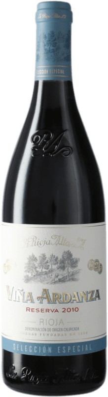 19,95 € Envoi gratuit | Vin rouge Rioja Alta Viña Ardanza Reserva D.O.Ca. Rioja Espagne Tempranillo, Grenache Bouteille 75 cl