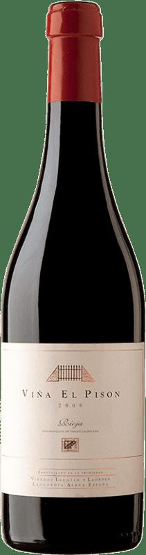 446,95 € Envío gratis   Vino tinto Artadi Viña El Pisón 2009 D.O. Navarra Navarra España Tempranillo Botella 75 cl
