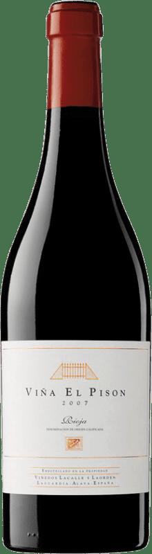 498,95 € Envío gratis   Vino tinto Artadi Viña El Pisón 2007 D.O. Navarra Navarra España Tempranillo Botella 75 cl