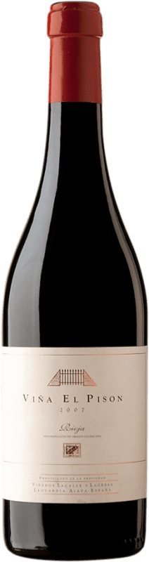 2 442,95 € Envío gratis   Vino tinto Artadi Viña El Pisón 2007 D.O. Navarra Navarra España Tempranillo Botella Jéroboam-Doble Mágnum 3 L