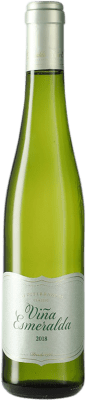 5,95 € Envío gratis | Vino blanco Torres Viña Emeralda D.O. Catalunya Cataluña España Moscatel, Gewürztraminer Media Botella 37 cl