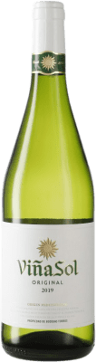 6,95 € Free Shipping | White wine Torres Viña Sol D.O. Penedès Catalonia Spain Parellada Bottle 75 cl
