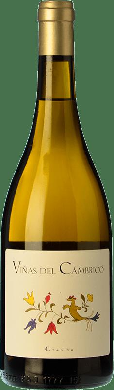 27,95 € Free Shipping | White wine Cámbrico Viñas del Cámbrico I.G.P. Vino de la Tierra de Castilla y León Castilla y León Spain Rufete White Bottle 75 cl